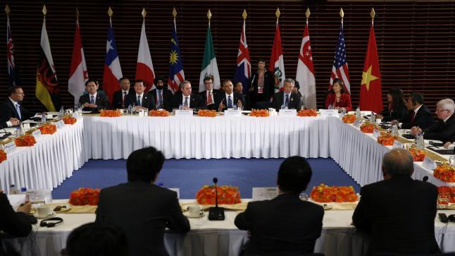 الولايات المتحدة تؤكد عدم نيتها العودة لإتفاقية الشراكة عبر المحيط الهادي
