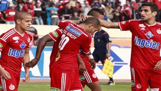 الوداد المغربي يستعد لمواجهة باتشوكا المكسيكي في مونديال الأندية