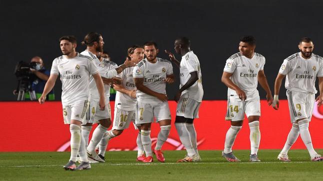 التشكيلة المُتوقعة لريال مدريد ضد ريال سوسيداد مساء اليوم في الليجا