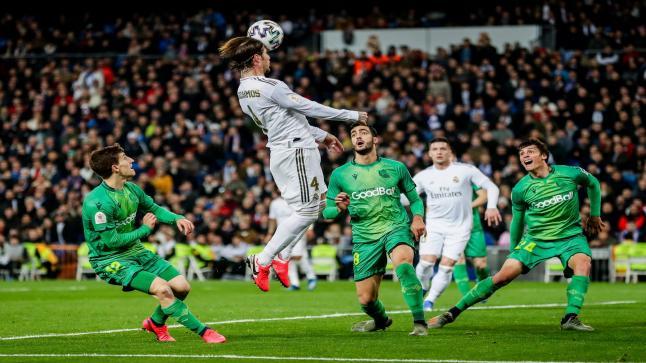 ريال مدريد يحل ضيفا على سوسيداد من أجل خطف الصدارة .. تعرف على موعد المباراة والقنوات الناقلة