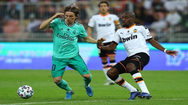 موعد مباراة ريال مدريد مساء اليوم ضد فالينسيا والقنوات الناقلة