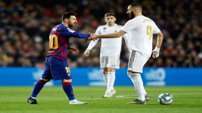 اقتربت عودة الدوري الإسباني ولكن جدول الليجا يخدم برشلونة أكثر من ريال مدريد
