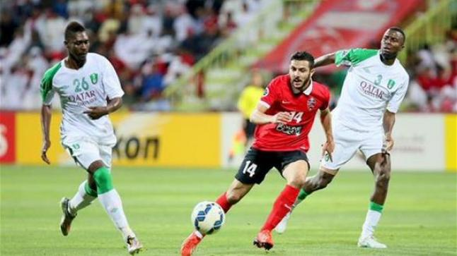 توقيت مباراة الاهلي السعودي والاهلي الاماراتي في دور 16 من دوري أبطال آسيا مع الملعب الذي تقام عليه الموقعة