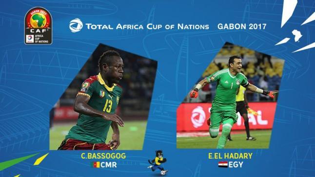 مباراة منتخب مصر والكاميرون اليوم في نهائي كأس الأمم الأفريقية 2017