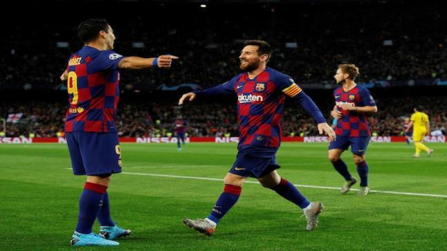 موعد مباراة برشلونة القادمة ضد مايوركا والقنوات الناقلة في أول مباريات البرسا في زمن الكورونا