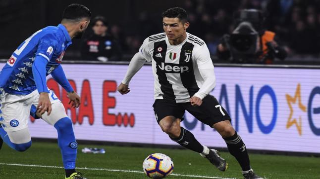موعد نهائي كأس إيطاليا 2020 بين يوفينتوس ونابولي غدا الأربعاء 17 يونيو 2020