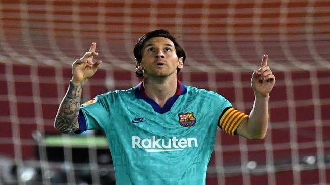 برشلونة بأقل مجهود يحقق ثلاث نقاط ثمينة على حساب ليجانيس ويواصل الضغط على ريال مدريد