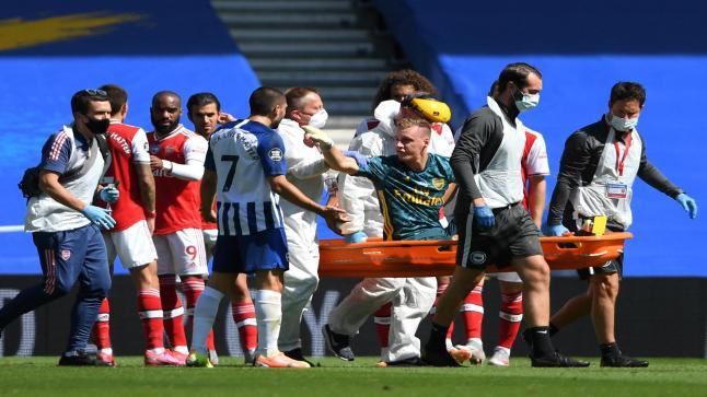 أرسنال يواصل السقوط بخسارة مؤلمة أمام برايتون في الدوري الإنجليزي اليوم