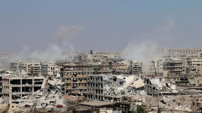 المعارضة السورية تتوقع خروج باقي المدنيين والمسلحين من حلب اليوم