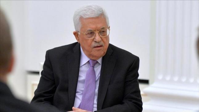 رئيس السلطة الفلسطينية يجري اتصالا هاتفيا بنتنياهو ويدين عملية المسجد الأقصى