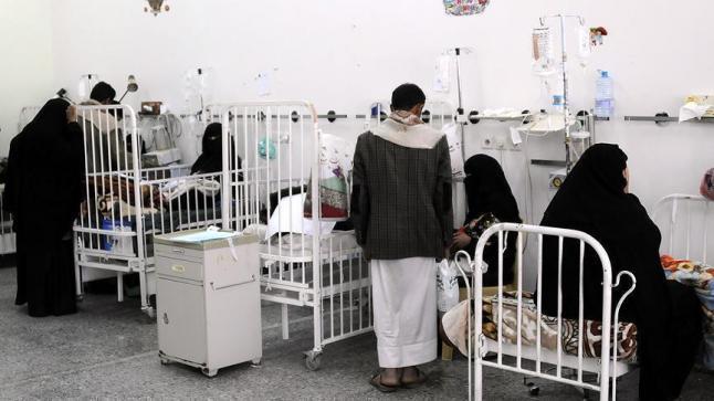 مرض الكوليرا يحصد مزيد من أرواح اليمنيين بحسب تقرير جديد لمنظمة الصحة العالمية