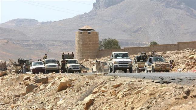 تصعيد عسكري بين القوات السعودية والحوثيين على الشريط الحدودي بين اليمن والسعودية