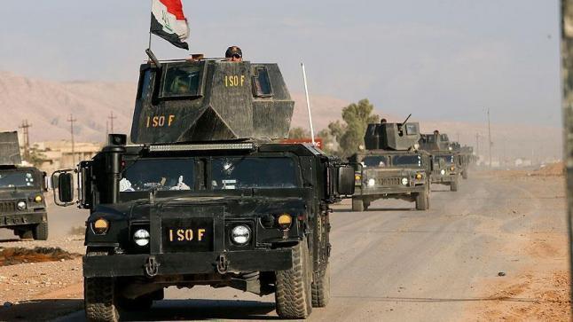 قائد حملة تحرير الموصل يعلن عن تحرير حياً جديداً بالشطر الغربي من المدينة