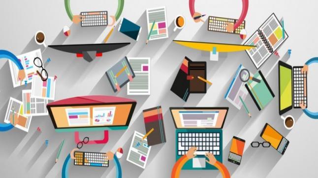 روابط منصات التعليم الإلكترونية بالمملكة العربية السعودية للتعلم عن بعد للقطاع الجامعي والعام