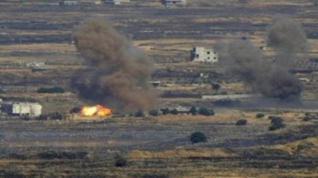المرصد السوري لحقوق الإنسان يرصد غارات إسرائيلية استهدفت مواقع عسكرية للنظام السوري