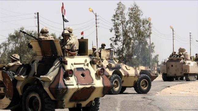 هجوم مسلح في شمال سيناء يودي بحياة قائد كتيبة 103 صاعقة بالجيش المصري