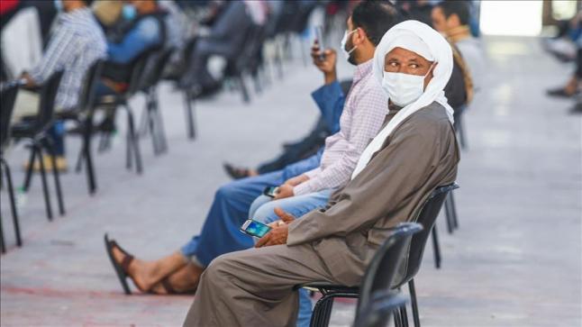 مصر تعلن عن أعلى معدل من إصابات ووفيات بفيروس كورونا