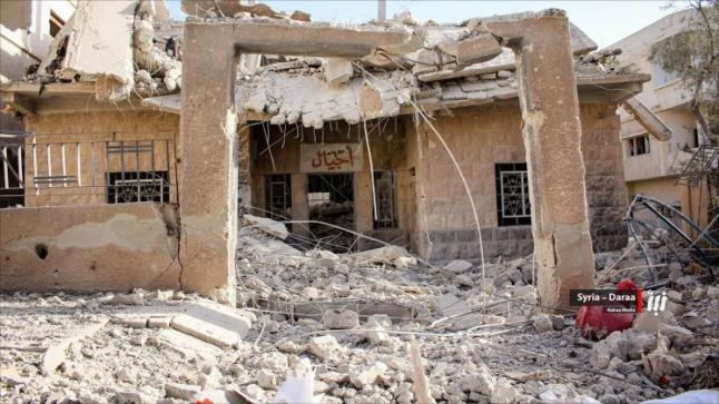 الهدوء يسيطر على جنوب سوريا منذ سريان الهدنة ومناوشات في ريفي دمشق وحمص