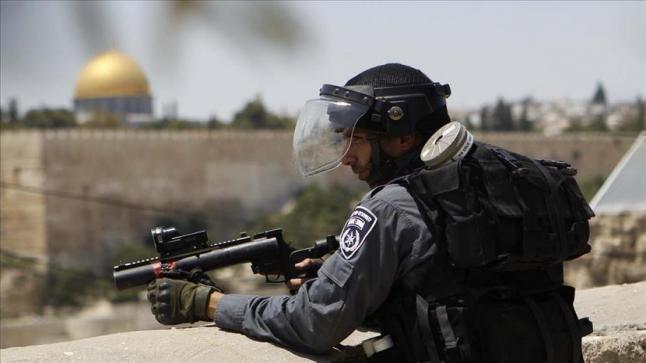 شرطة الاحتلال الإسرائيلي تعزز من وجود قواتها في محيط البلدة القديمة بمدينة القدس