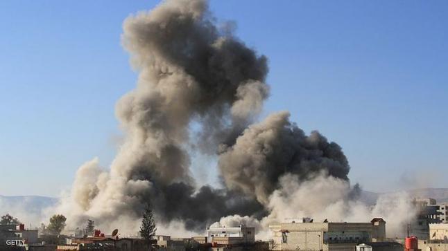 نظام الأسد يلقى 13 ألف برميلا متفجرا على السوريين خلال 2016