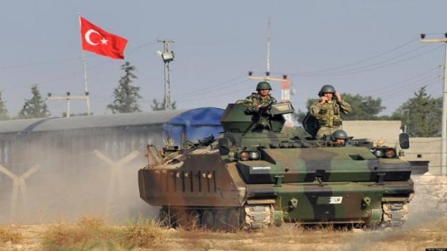 الجيش التركي يعلن مقتل 30 مدنيا على أيدي تنظيم الدولة في مدينة الباب