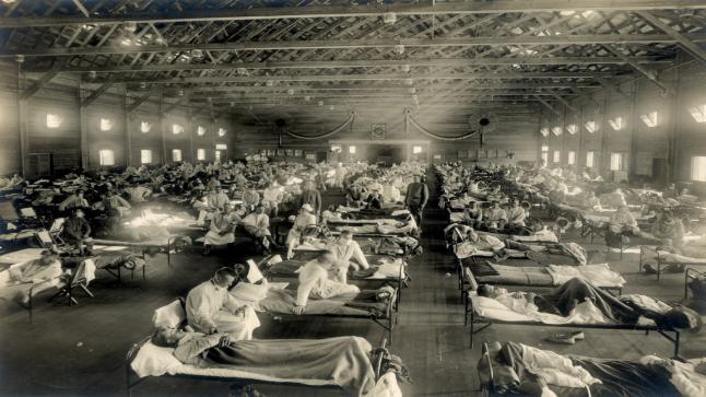 العالم بين مواجهة فيروس كورونا والأنفلونزا الإسبانية