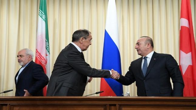 إنزعاج إيراني من التقارب التركي الروسي في الملف السوري
