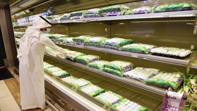 توافر السلع الغذائية في أسواق جدة