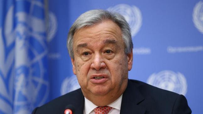 الأمين العام للأمم المتحدة يدين حادث مقتل الجنود المغاربة في أفريقيا الوسطى ويطالب بتحقيق عاجل