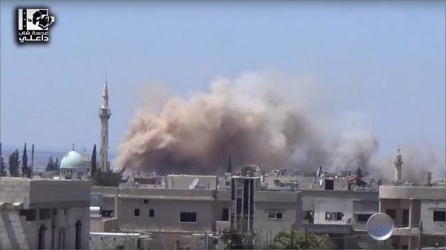 المعارضة السورية تكبد عناصر وميليشيات النظام السوري خسائر بالقنيطرة ونظام الأسد ينفي