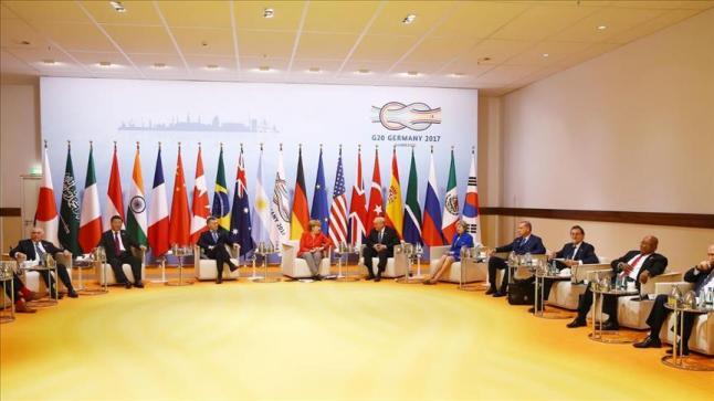 مكافحة الإرهاب تتصدر اجتماعات قمة العشرين في مدينة هامبورج الألمانية