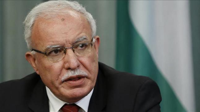 وزير خارجية فلسطين يأمل في انعقاد قمة عربية لبحث تداعيات قرار ترامب المتعلق بالقدس
