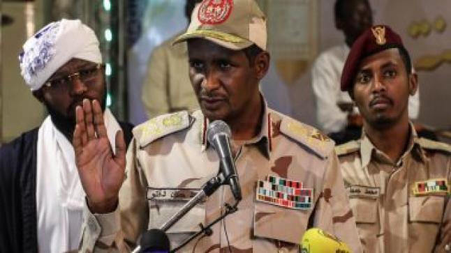 وزارة الخارجية السودانية تنفي عدم التنسيق معها لزيارة حميدتي لاثيوبيا