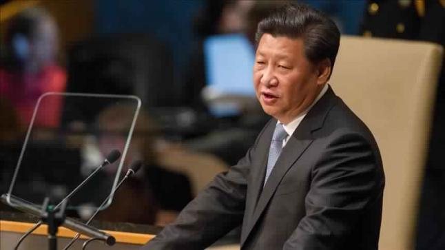 """الرئيس الصيني يعارض نشر منظومة """"ثاد"""" الصاروخية على أراضي كوريا الجنوبية"""