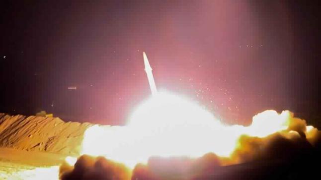 ميليشيات الحوثي تستهدف مفاعل براكه النووي داخل مدينة أبو ظبي الإماراتية بصاروخ كروز
