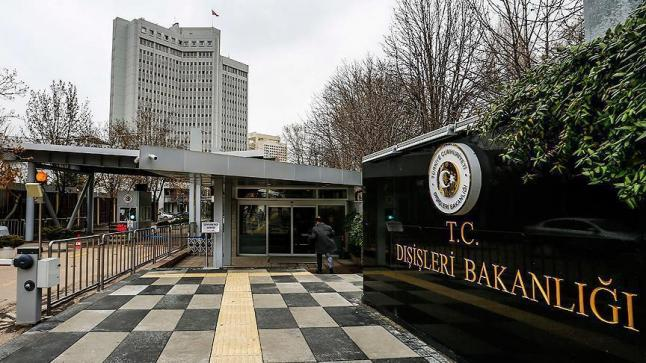 احتجاج تركي رسمي على طريقة تعامل الأمن الامريكي مع حراس وزير خارجيتها جاويش اوغلو
