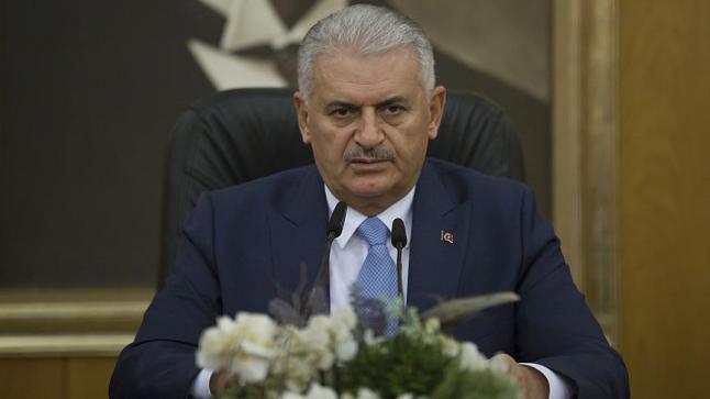 يلدرم يشير إلى تعامل السلطات التركية مع عناصر جولن وفقا لمبدأ العدل