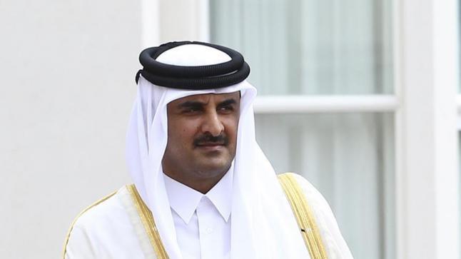 تميم بن حمد يجدد استعداده لحوار لحل الأزمة الخليجية دون المساس بسيادة بلاده