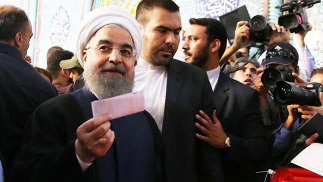 رسميا: حسن روحاني رئيسا للجمهورية الإسلامية الإيرانية، لفترة رئاسية ثانية