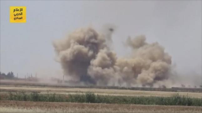 النظام السوري يسيطر على مزيد من الحقول النفطية جنوبي محافظة الرقة