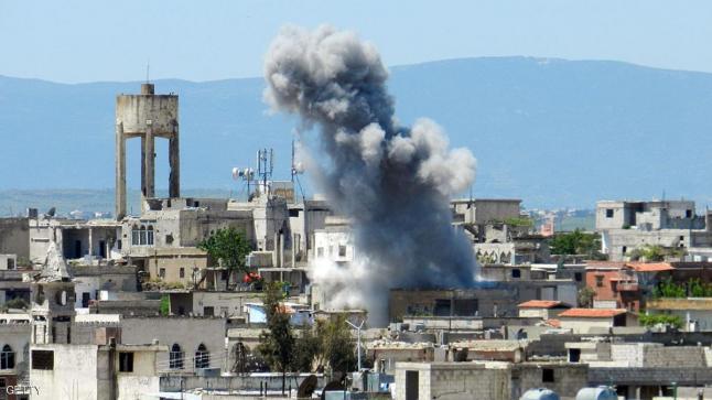 التاسعة من مساء اليوم وقت فاصل في اتفاق وقف إطلاق النار بسوريا