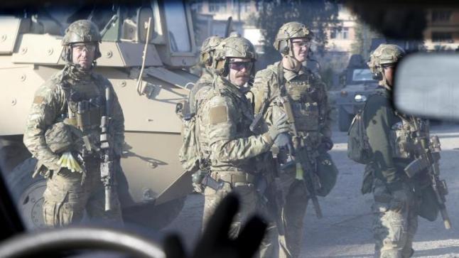 القوات الأمريكية تقوم بعملية انزال جوي بمدينة الموصل وتقتل ستة مسلحين من تنظيم الدولة