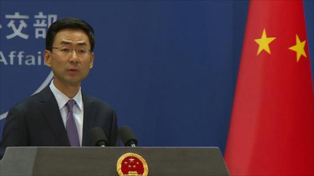 الخارجية الصينية تدعو دول الخليج للحوار والتشاور في إطار مجلس التعاون لإنهاء الأزمة الراهنة