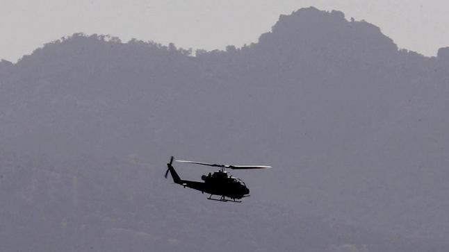 غارات جوية يرجح أنها أمريكية تستهدف مواقع لتنظيم القاعدة في مأرب جنوبي اليمن
