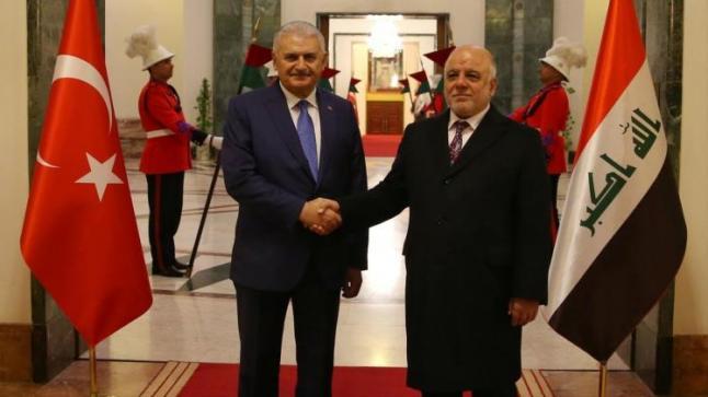 قمة تركية عراقية على مستوى رؤساء الحكومة