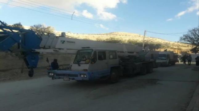 المعارضة السورية في وادي بردى تتوصل لاتفاق مع نظام الأسد