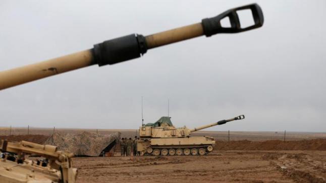 الموصل: بدء المرحلة الثانية للعمليات العسكرية لتحريرها من تنظيم الدولة