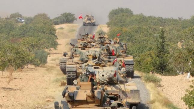 التحالف الدولي يدعم تركيا ضد تنظيم الدولة باستعراض القوة