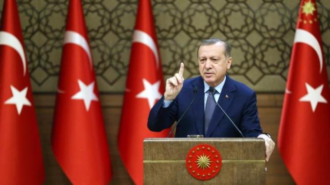 الرئيس التركي لن نسمح بوجود دولة جديدة في الشمال السوري
