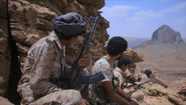 الجيش الوطني والمقاومة الشعبية تسيطر على مناطق جديدة شرق صنعاء